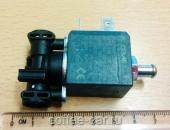 Эл. магнитный клапан трех ходовой - пластик. Delonghi